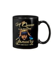 H - JANUARY QUEEN Mug tile