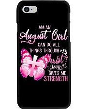 AUGUST GIRL-D Phone Case thumbnail