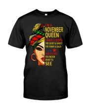 NOVEMBER QUEEN Z Classic T-Shirt tile