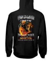 H - SEPTEMBER MAN Hooded Sweatshirt thumbnail