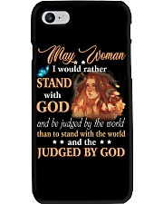 MAY WOMAN Phone Case tile
