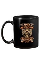 APRIL MAN - L Mug tile