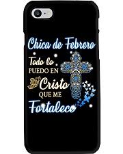 CHICA DE FEBRERO LHA Phone Case thumbnail