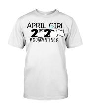H - APRIL GIRL Premium Fit Mens Tee thumbnail