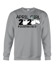 H - APRIL GIRL Crewneck Sweatshirt thumbnail