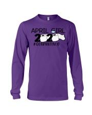 H - APRIL GIRL Long Sleeve Tee thumbnail