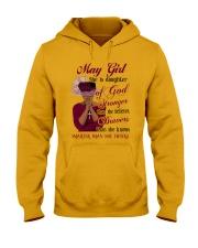 May Girl God Hooded Sweatshirt thumbnail