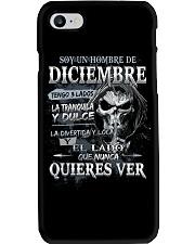 H - CHICO DE DICIEMBRE Phone Case tile