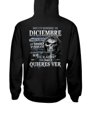 H - CHICO DE DICIEMBRE Hooded Sweatshirt tile
