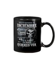 H - CHICO DE DICIEMBRE Mug tile