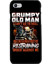 H - GRUMPY OLD MAN Phone Case thumbnail