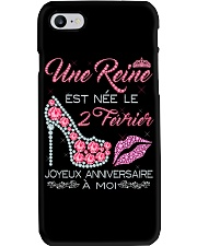 2 Fevrier Phone Case tile