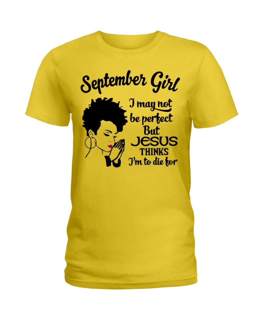 September Girl Ladies T-Shirt