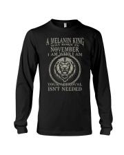 NOVEMBER KING Long Sleeve Tee tile