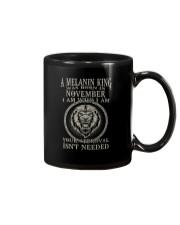 NOVEMBER KING Mug tile