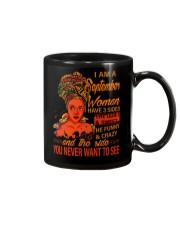 SEPTEMBER WOMAN Mug tile