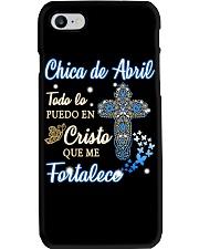 CHICA DE ABRIL Phone Case thumbnail