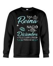 Diciembre Reina Crewneck Sweatshirt thumbnail