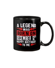 DECEMBER LEGEND Mug thumbnail