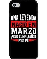 LEYENDA DE MARZO Phone Case thumbnail