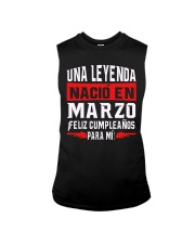 LEYENDA DE MARZO Sleeveless Tee thumbnail