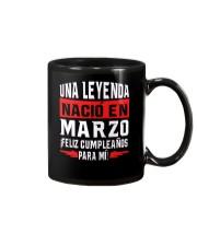 LEYENDA DE MARZO Mug thumbnail