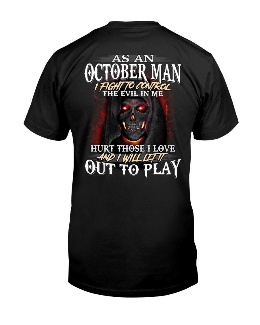 OCTOBER MAN Classic T-Shirt