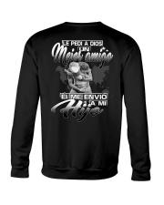 H - Camisetas Sublimadas Hombre Mejor para Papa Crewneck Sweatshirt thumbnail