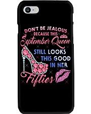 September Queen Phone Case thumbnail