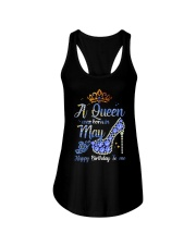 MAY QUEEN Ladies Flowy Tank thumbnail