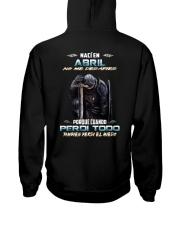 Nacien T4 Hooded Sweatshirt thumbnail