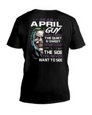 APRIL GUY V-Neck T-Shirt thumbnail