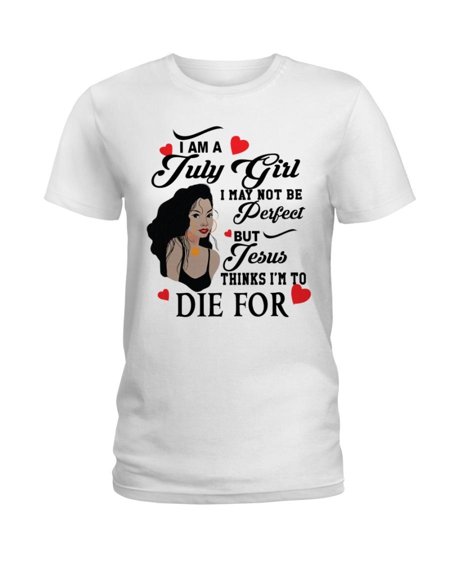 JULY GIRL Ladies T-Shirt