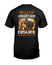 JANUARY MAN  Classic T-Shirt tile