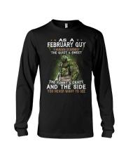 FEBRUARY GUY Long Sleeve Tee thumbnail