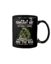 FEBRUARY GUY Mug thumbnail