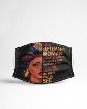SEPTEMBER WOMAN-D Cloth face mask aos-face-mask-lifestyle-22