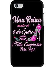 6 DE ENERO Phone Case thumbnail