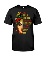 JULY QUEEN-D Classic T-Shirt tile