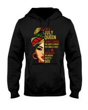 JULY QUEEN-D Hooded Sweatshirt tile