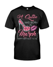 MARCH QUEEN Classic T-Shirt tile