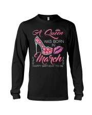 MARCH QUEEN Long Sleeve Tee thumbnail