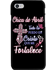 CHICA DE ABRIL Phone Case thumbnail