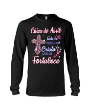 CHICA DE ABRIL Long Sleeve Tee thumbnail