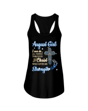 August Girl Ladies Flowy Tank thumbnail