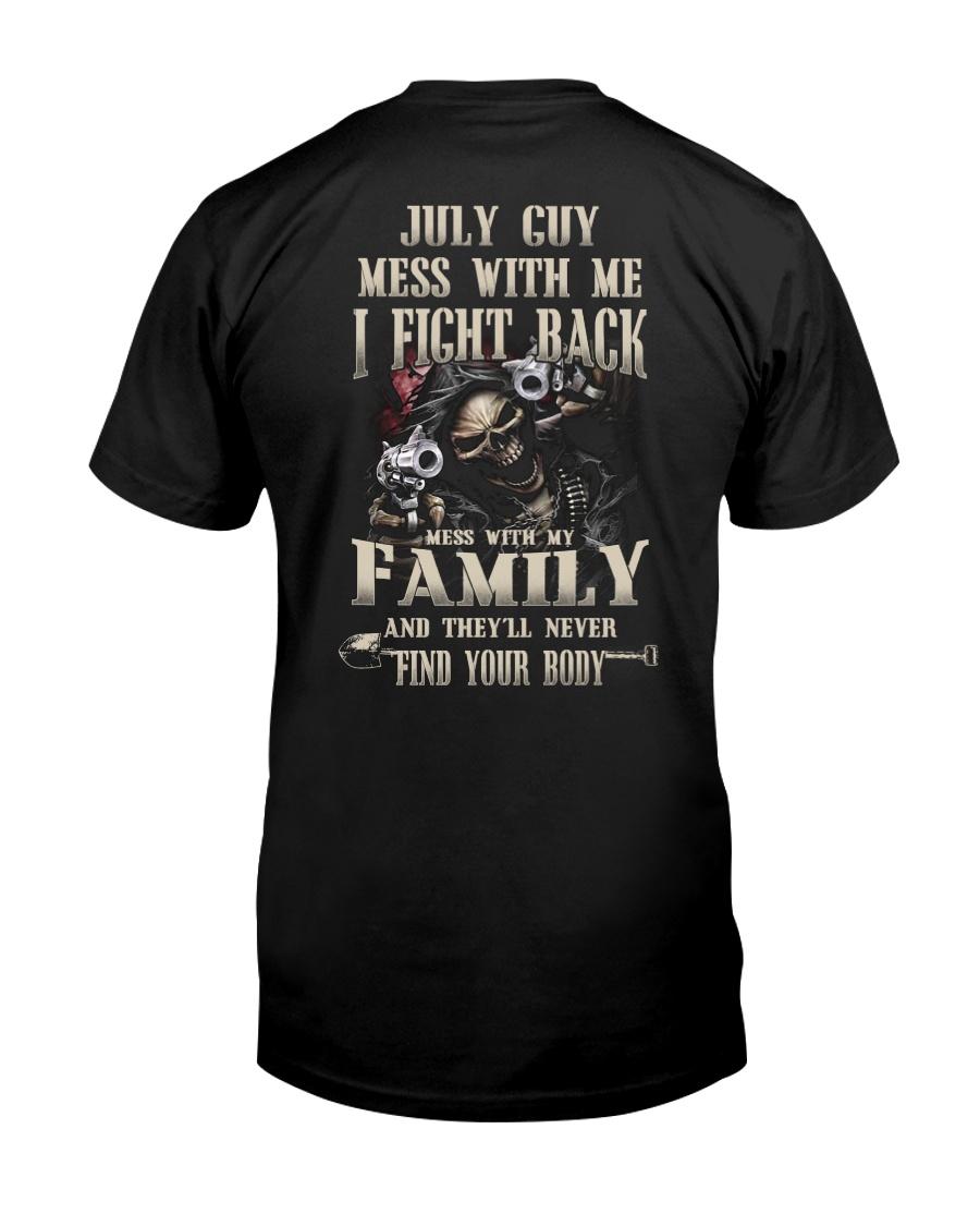 I Fight T7 Classic T-Shirt