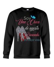 CHICA DE AGOSTO Crewneck Sweatshirt thumbnail