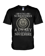 REY DE NOVIEMBRE V-Neck T-Shirt tile