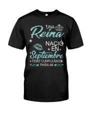 Septiembre Reina Classic T-Shirt thumbnail