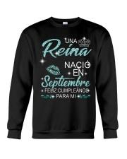 Septiembre Reina Crewneck Sweatshirt thumbnail